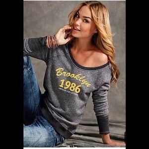 Brooklyn 1986 Gray Sweatshirt